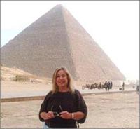 Lois at Pyramid